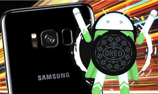Full rom Android 8 0 (Oreo) Samsung Galaxy S8 (G950F) and S8+ (G955F