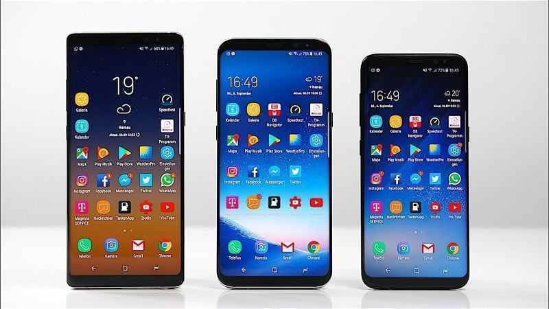 Global rom for Samsung S8 (G950U), S8+ (G955U) and Note 8 (N950U