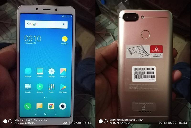 Bypass Mi account and Google account on Xiaomi 6A MTK